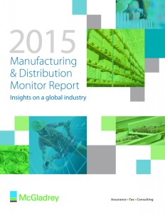 2015 McGladrey monitor executive summary cover page
