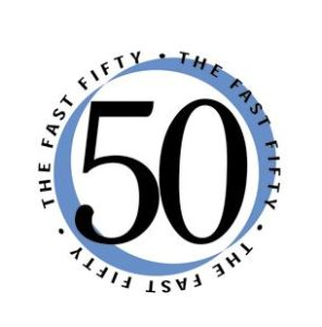 Louisville Business First's Fast 50 Logo